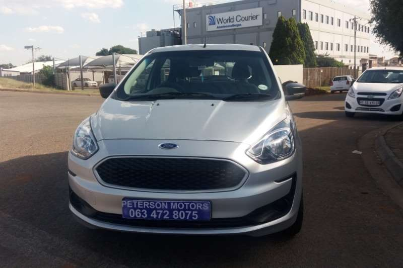 Ford Figo hatch 1.5TDCi Trend 2018