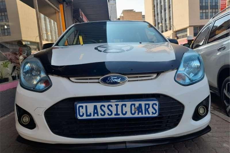 Used 2012 Ford Figo Hatch