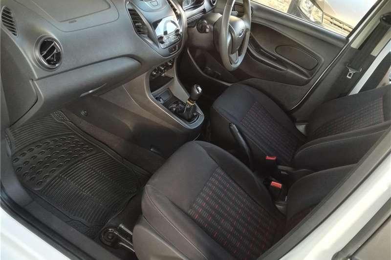 Used 2020 Ford Figo Hatch