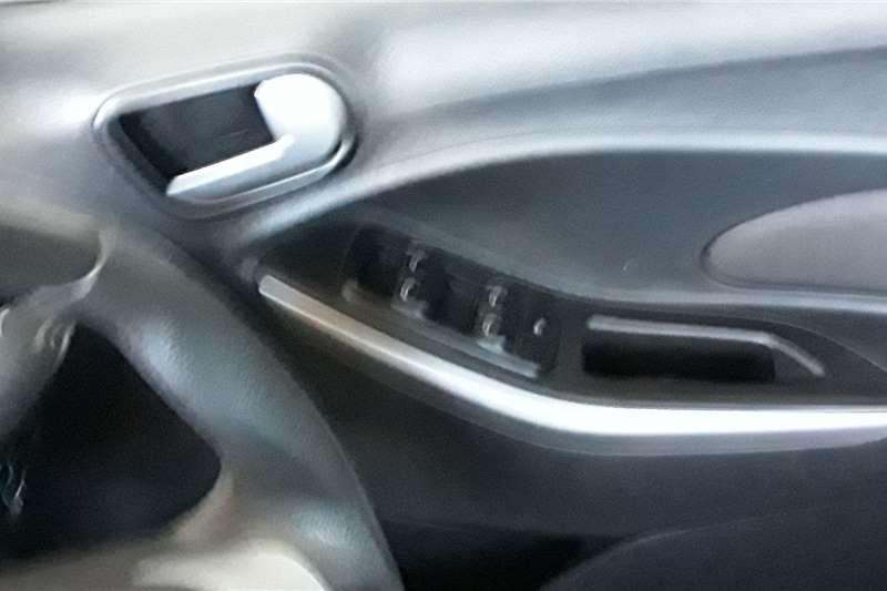 Used 2016 Ford Figo Hatch FIGO 1.5Ti VCT AMBIENTE (5DR)