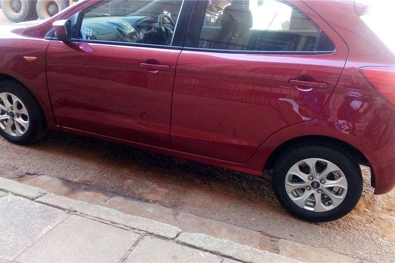 2017 Ford Figo hatch FIGO 1.5Ti VCT AMBIENTE (5DR)