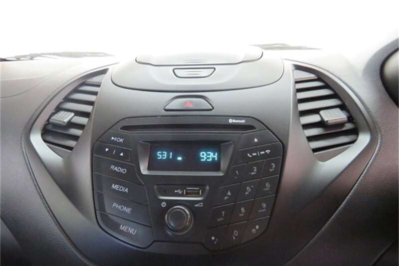 Ford Figo Hatch FIGO 1.5Ti VCT AMBIENTE (5DR) 2018