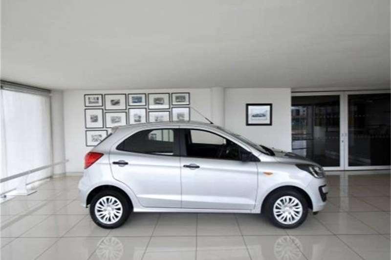 Ford Figo Hatch FIGO 1.5Ti VCT AMBIENTE (5DR) 2021