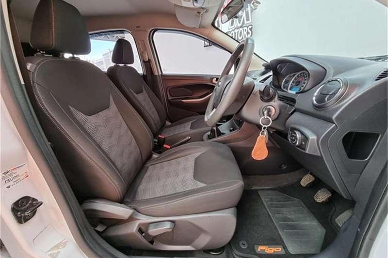 Used 2018 Ford Figo Hatch FIGO 1.5Ti VCT TITANIUM (5DR)