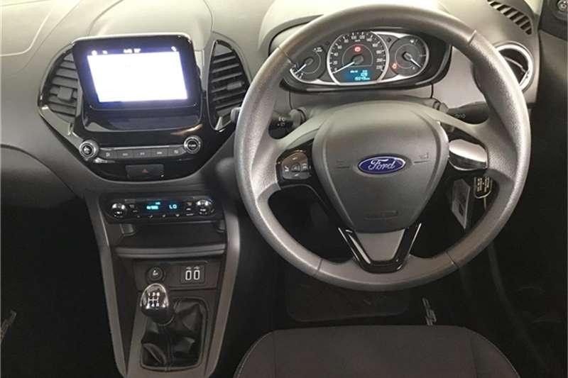 Ford Figo hatch FIGO 1.5Ti VCT TITANIUM (5DR) 2019