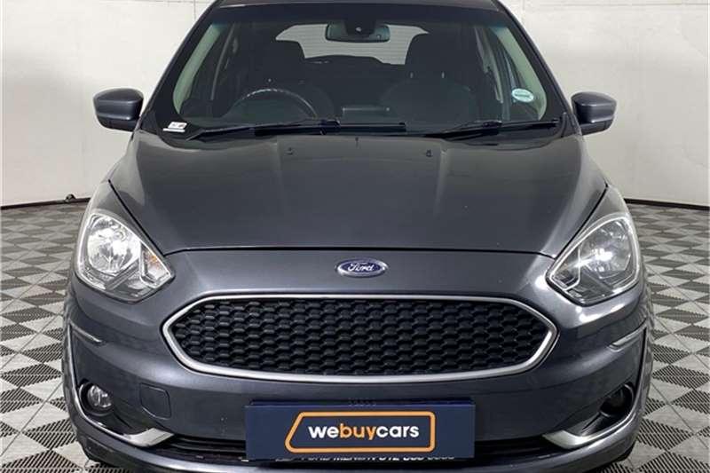 2019 Ford Figo hatch FIGO 1.5Ti VCT TITANIUM (5DR)