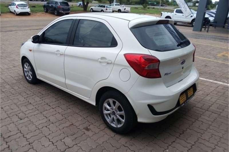 Used 2021 Ford Figo Hatch FIGO 1.5Ti VCT TITANIUM (5DR)