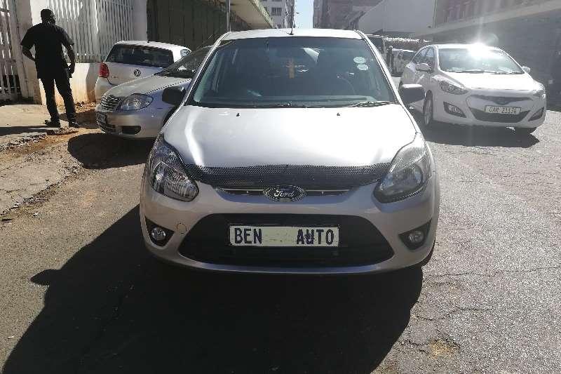 Ford Figo Hatch FIGO 1.5Ti VCT TREND (5DR) 2013