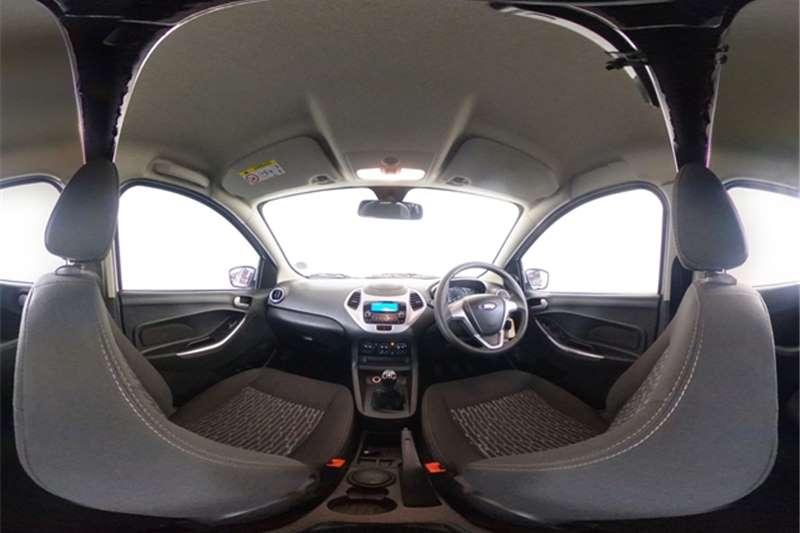 2018 Ford Figo hatch FIGO 1.5Ti VCT TREND (5DR)