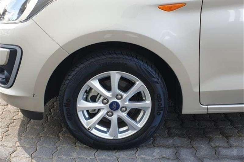 Ford Figo Hatch FIGO 1.5Ti VCT TREND (5DR) 2019