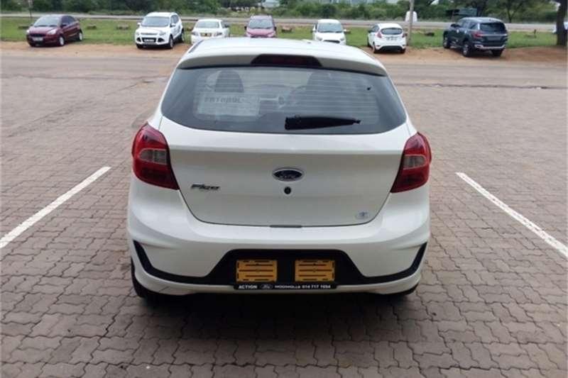 Used 2021 Ford Figo Hatch FIGO 1.5Ti VCT TREND (5DR)