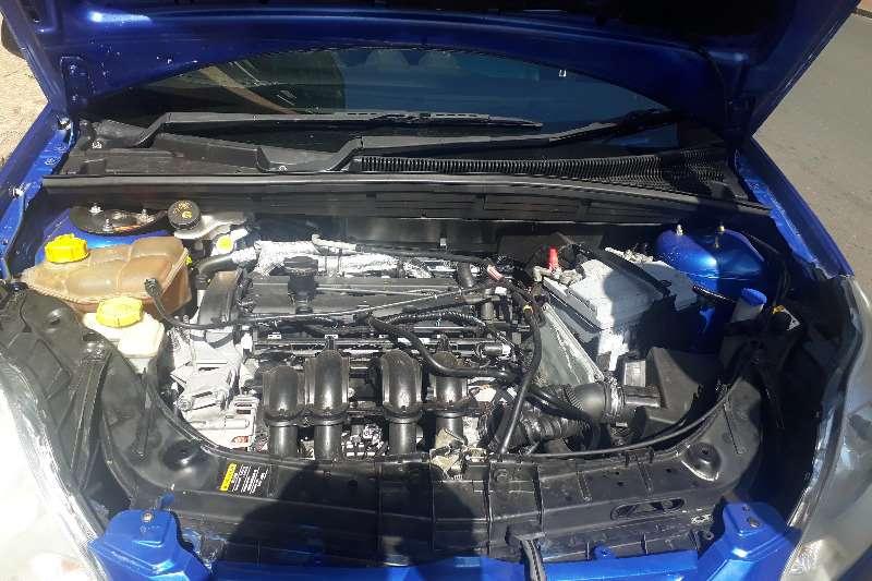 2014 Ford Figo hatch FIGO 1.5Ti VCT TREND (5DR)