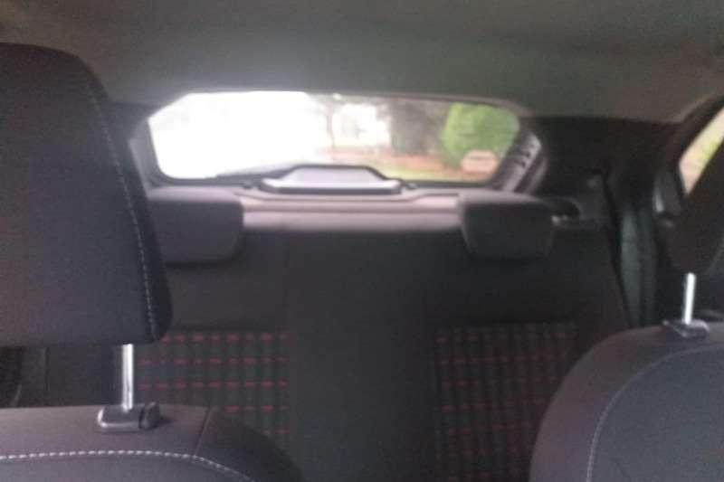 2019 Ford Figo hatch