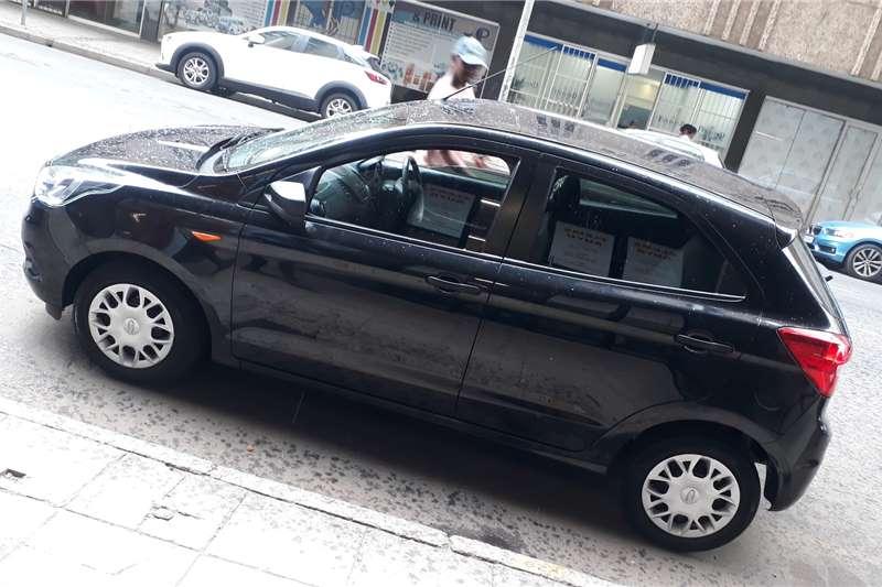 2016 Ford Figo hatch FIGO 1.5Ti VCT AMBIENTE (5DR)