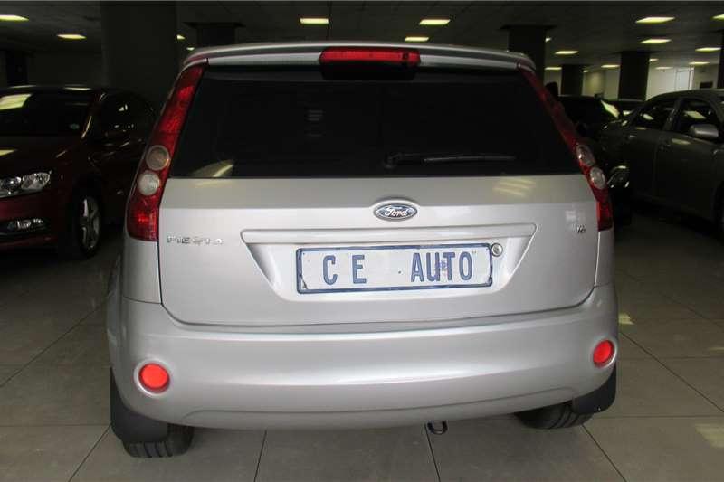 2006 Ford Figo hatch FIGO 1.5Ti VCT TREND (5DR)
