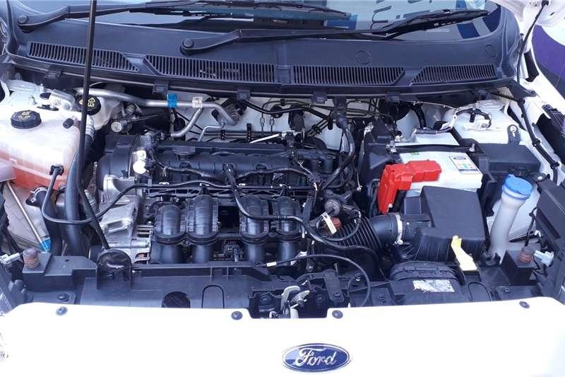 2018 Ford Figo hatch FIGO 1.5Ti VCT AMBIENTE (5DR)