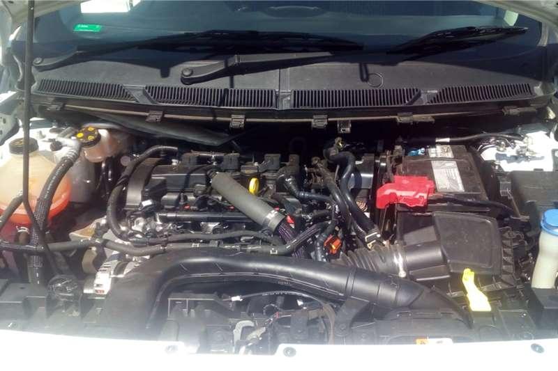2019 Ford Figo hatch FIGO 1.5Ti VCT TREND A/T (5DR)