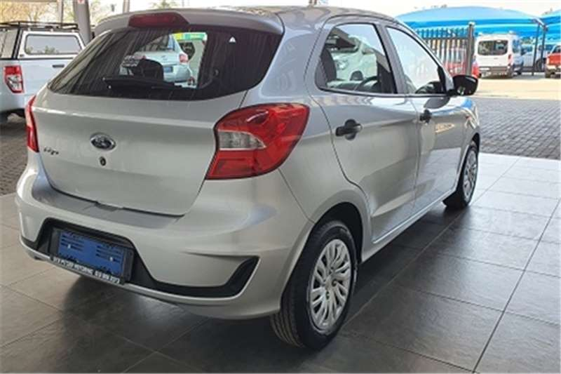 2019 Ford Figo hatch FIGO 1.5Ti VCT AMBIENTE (5DR)