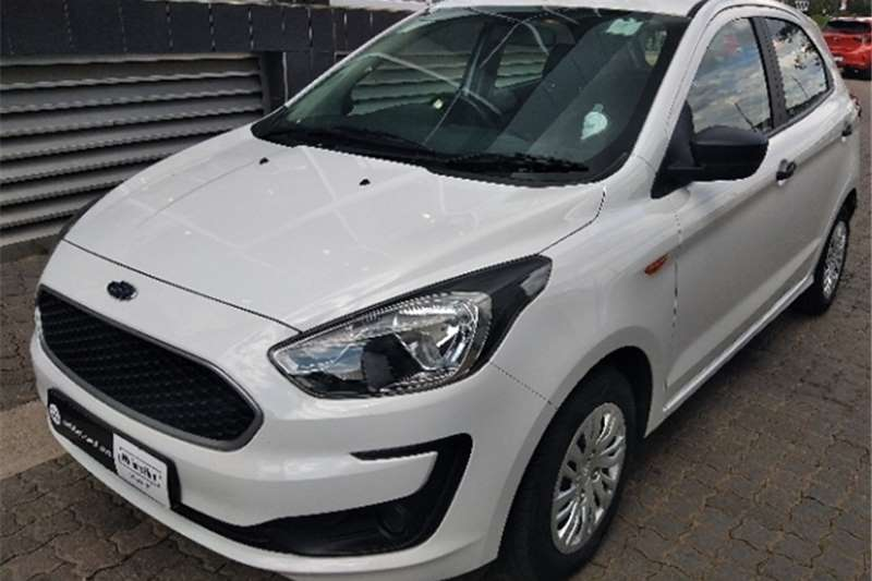 2020 Ford Figo hatch