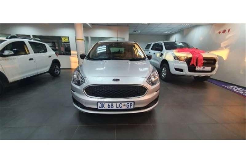 2020 Ford Figo hatch