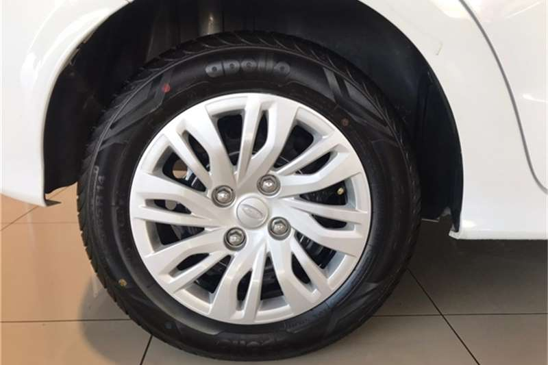 2018 Ford Figo hatch