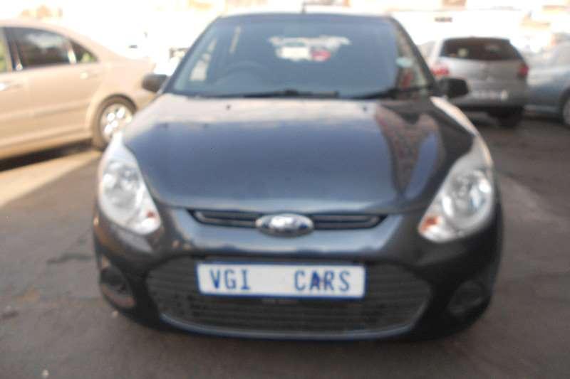 2008 Ford Figo
