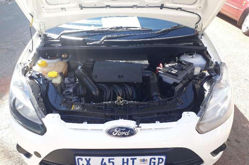 2012 Ford Figo 1.4 Trend