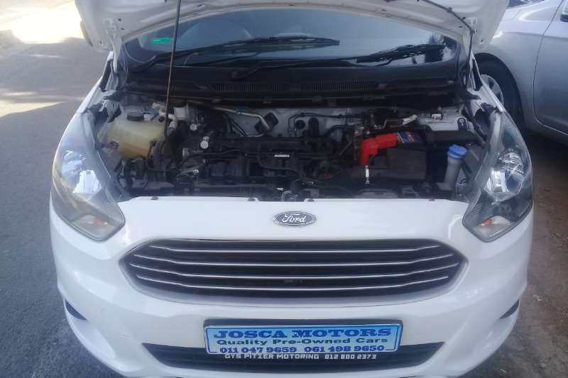 2017 Ford Figo hatch 1.5 Trend