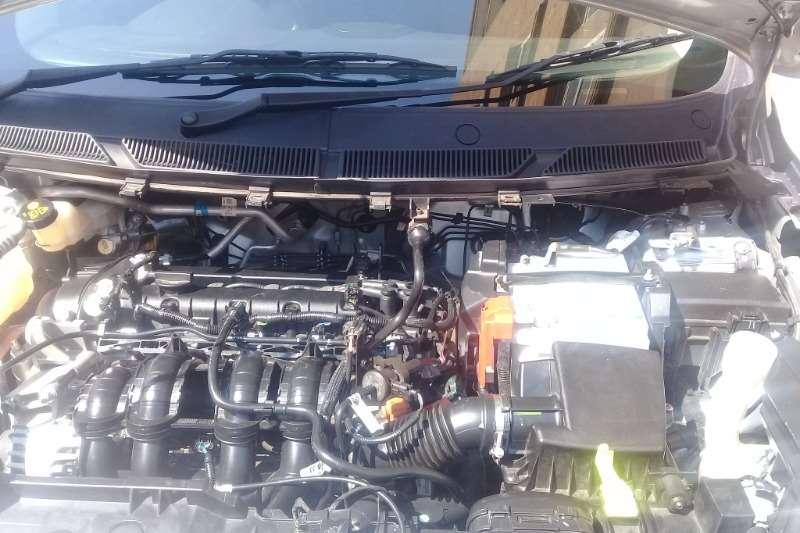2018 Ford Figo hatch 1.5 Ambiente