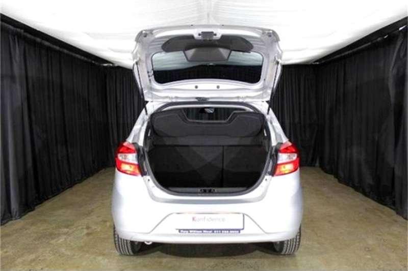2018 Ford Figo hatch 1.5 Titanium