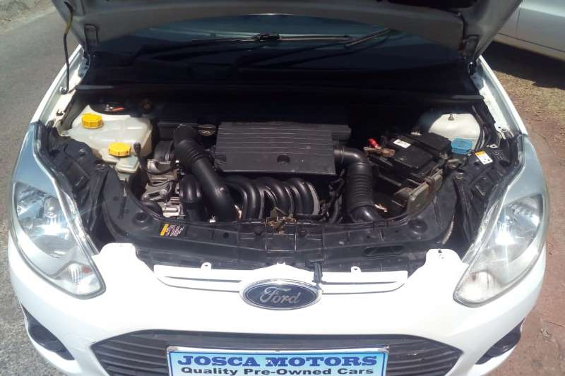 2014 Ford Figo 1.4 Trend