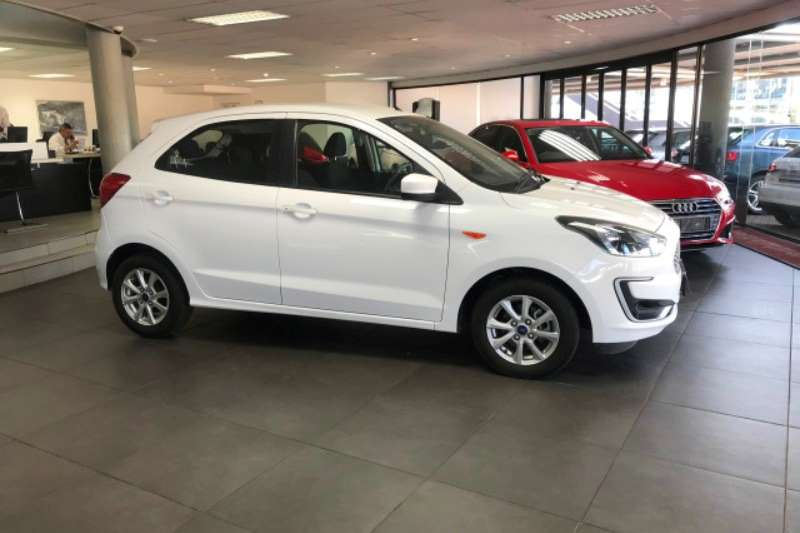 2018 Ford Figo hatch 1.5 Ambiente