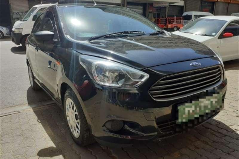 2016 Ford Figo 1.4 Ambiente