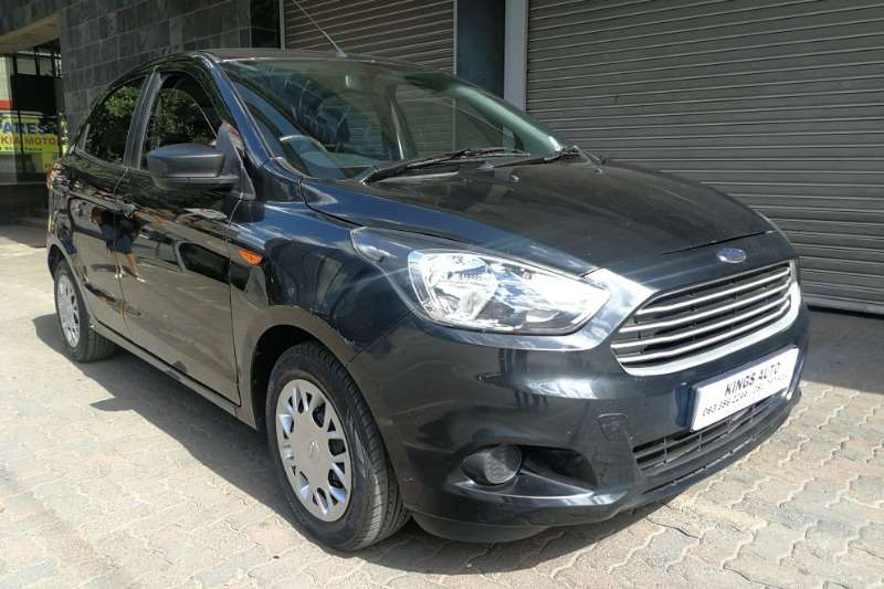 2016 Ford Figo hatch 1.5 Ambiente