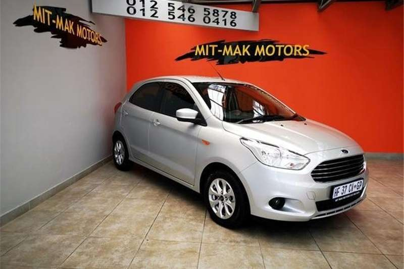2015 Ford Figo hatch 1.5 Titanium