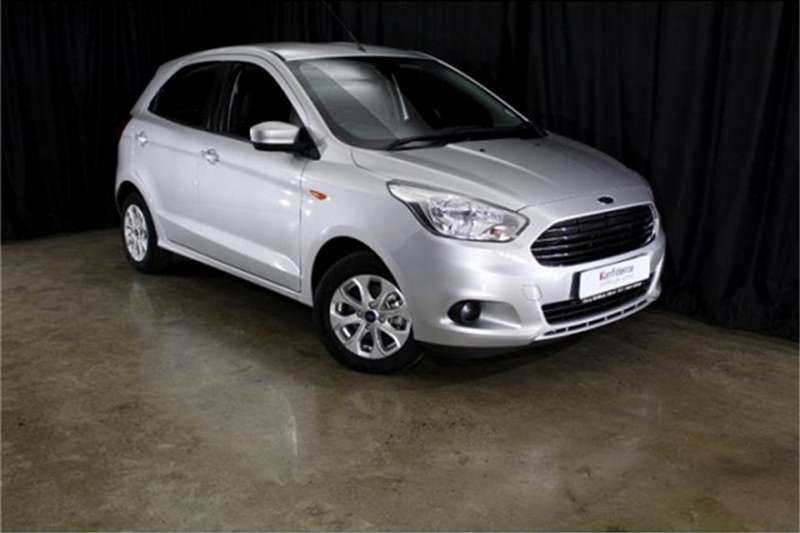 2018 Ford Figo hatch 1.5 Titanium