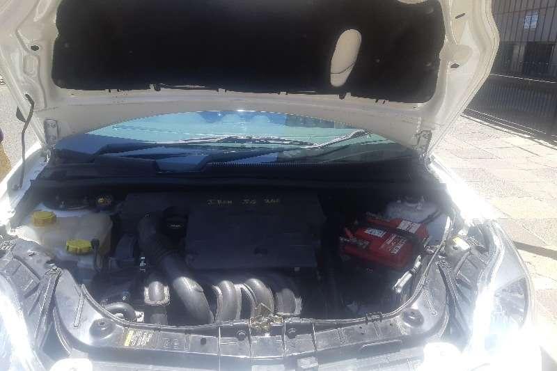 2016 Ford Figo hatch 1.5 Ambiente