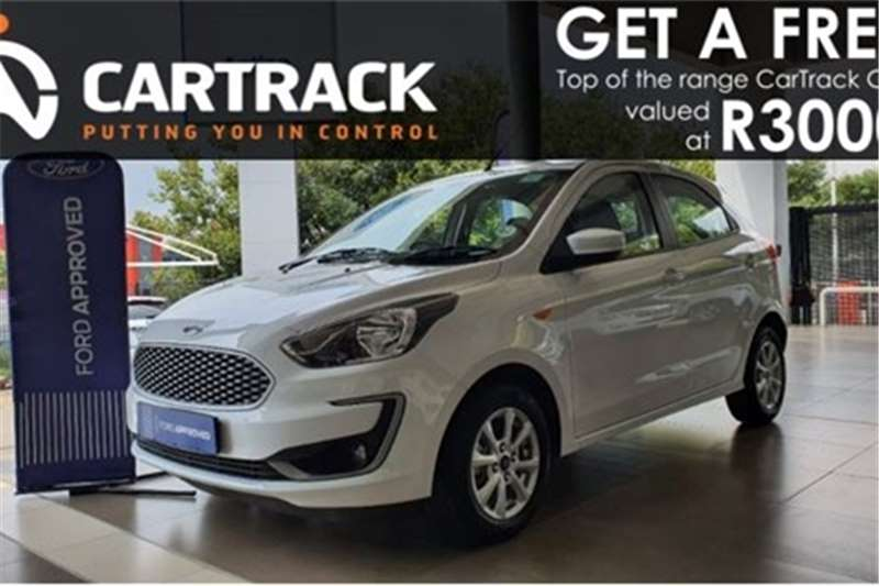 2019 Ford Figo hatch 1.5 Trend