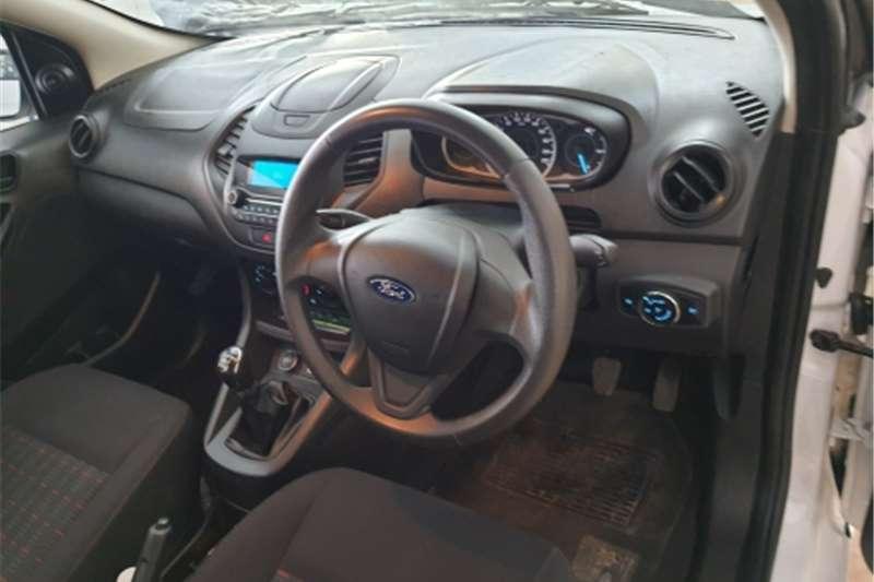 2019 Ford Figo 1.4 Ambiente
