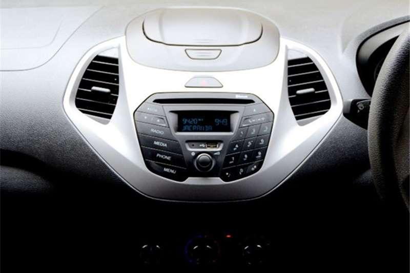 2017 Ford Figo sedan 1.5 Trend