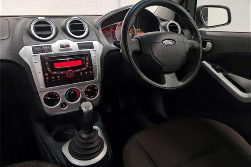2012 Ford Figo
