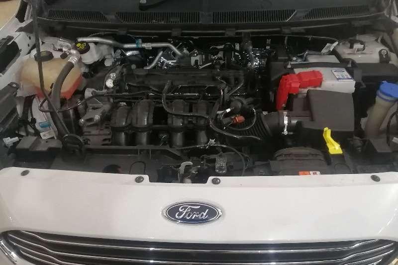 2018 Ford Figo
