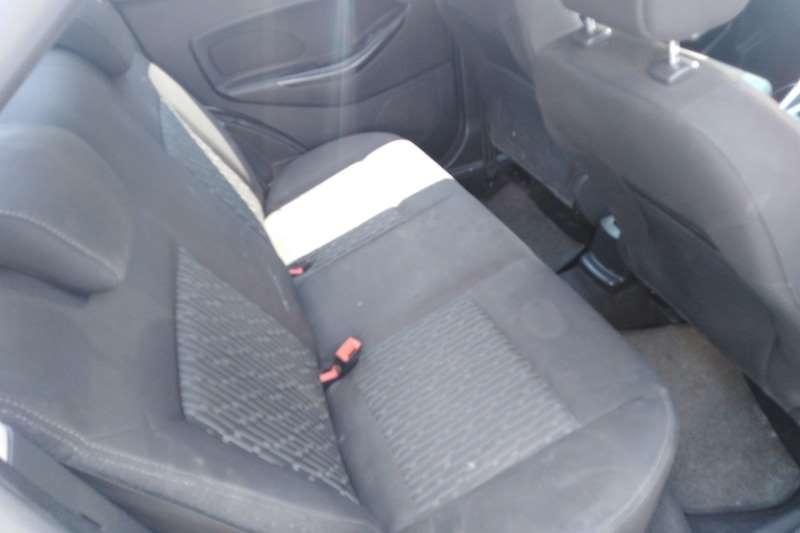 Used 2015 Ford Figo sedan 1.5 Ambiente