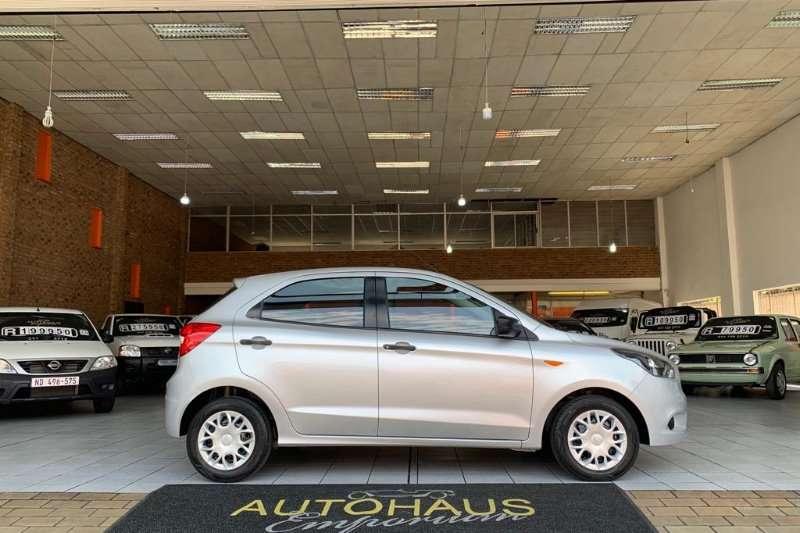 Ford Figo sedan 1.5 Ambiente 2018