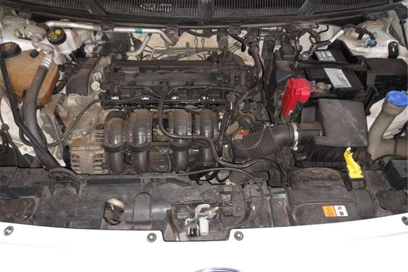 Used 2017 Ford Figo Sedan