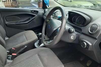 Ford Figo Sedan FIGO 1.5Ti VCT AMBIENTE 2015
