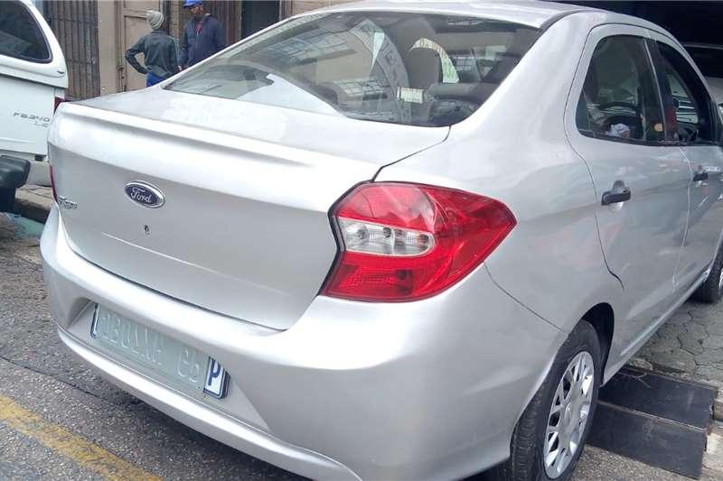 Used 2018 Ford Figo Sedan FIGO 1.5Ti VCT AMBIENTE