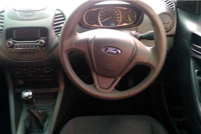 Ford Figo Sedan FIGO 1.5Ti VCT AMBIENTE 2020