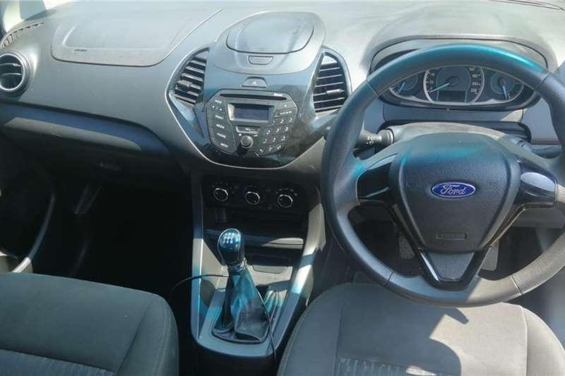Used 2015 Ford Figo Sedan FIGO 1.5Ti VCT TREND