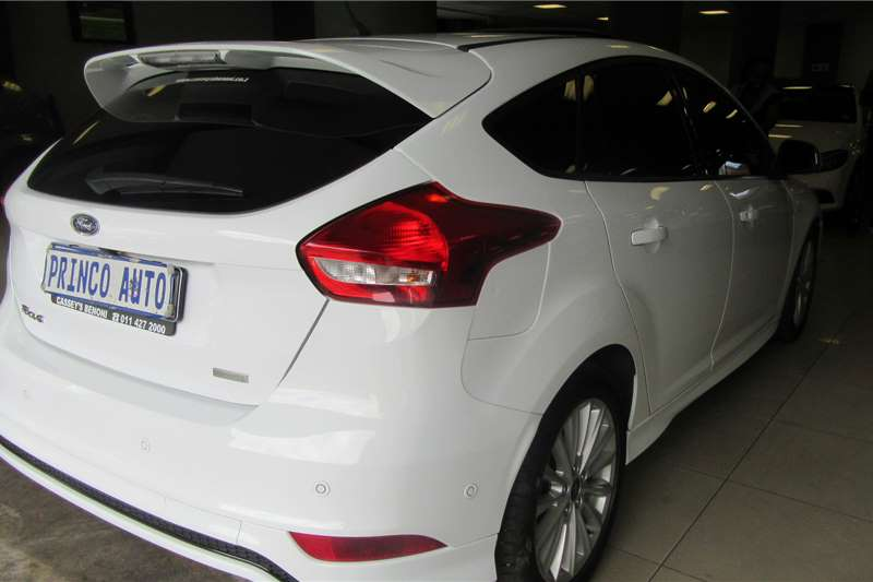 Ford Focus 1.0 Eco Boost 2017